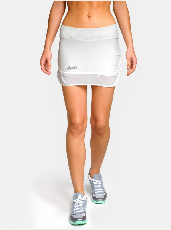 Peresvit Air Motion Women's Sport Skirt White