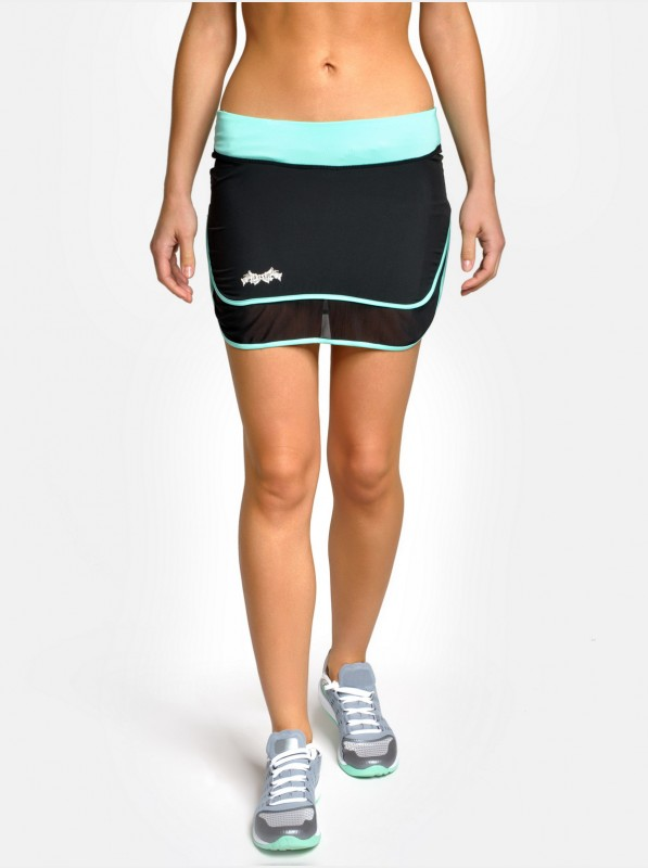 Peresvit Air Motion Women's Sport Skirt Mint
